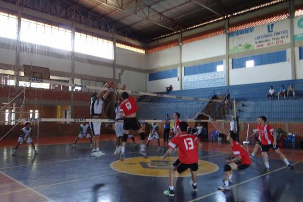 Jogos serão realizados no ginásio da AABB em Dourados. - Crédito: Foto: Arquivo