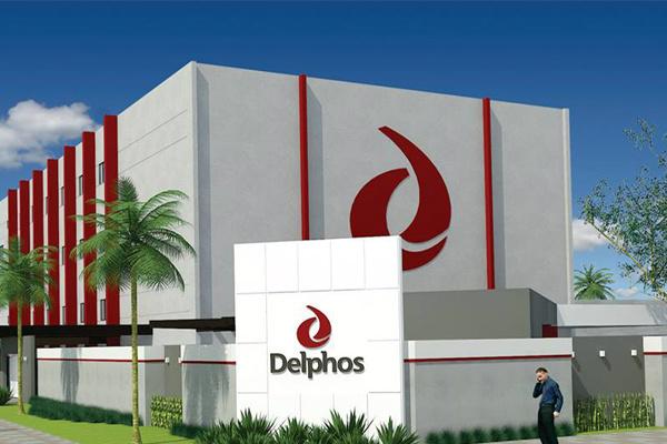 Projeto mostra novas instalações do Colégio Delphos em Dourados. - Crédito: Foto: Divulgação