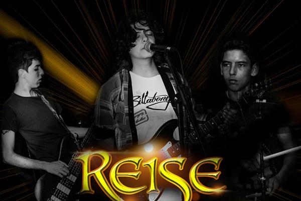Banda Reise de Itaporã é uma das atrações do  Venen Rock. - Crédito: Foto: Divulgação