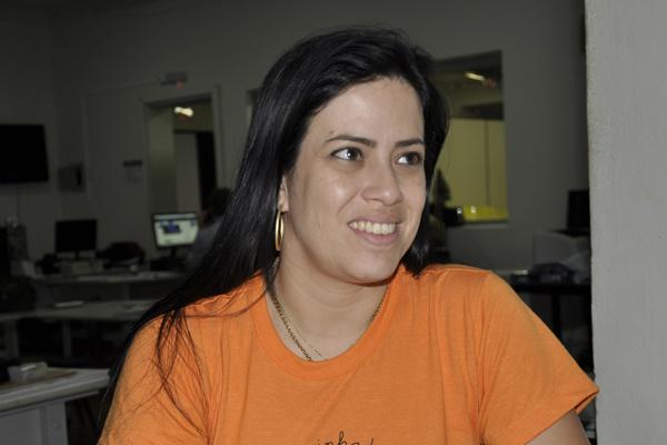 Paula Leite Perrupato. - Crédito: Foto: Hedio Fazan