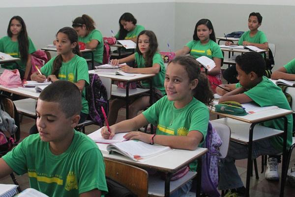 Escolas estaduais de MS. - Crédito: Foto: Divulgação