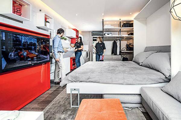 Apesar da disparada nos lançamentos, o valor de venda de apartamentos de um dormitório em São Paulo caiu consideravelmente. - Crédito: Foto: LEANDRO FONSECA