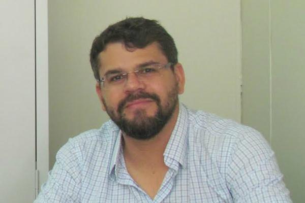 Vereador Mauricio Lemes. - Crédito: Foto: Divulgação