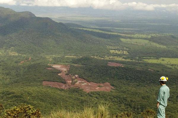 Barragens existentes na região do Pantanal recebem vistoria de técnicos ambientais. - Crédito: Foto: Revista Exame
