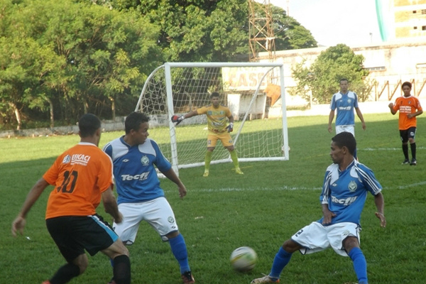 Equipe vai enfrentar o Inter Flórida no confronto final da copa. - Crédito: Foto: Cleber Soares