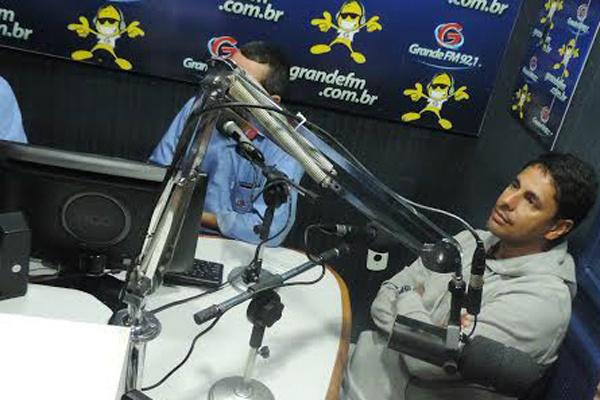 No fim de semana passado, Montalvão ainda falava como gestor do Itaporã; foco agora é o Sete. - Crédito: Foto: Divulgação