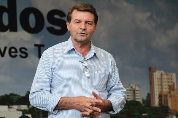 Zanata quer garantir obras para os distritos e vários bairros. - Crédito: Foto: Divulgação