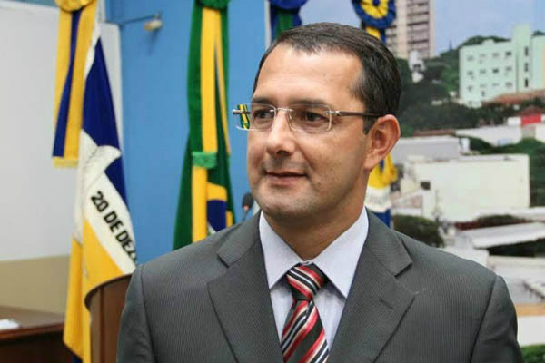 Cirilo Ramão, vice-presidente da Câmara de Dourados. - Crédito: Foto: Divulgação