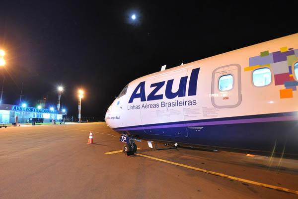 Projeto inclui intervenções para atender aeronaves da categoria 4C com 90% do peso máximo. - Crédito: Foto: Arquivo/Aparecido Frota