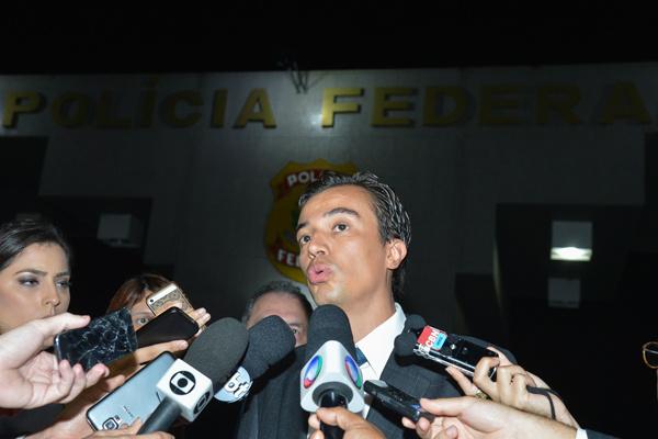 Advogado Maurício Silva Leite, diz que Delcídio não tentou obstruir a investigação da Operação Lava Jato. - Crédito: Foto: Valter Campanato/Agência Brasil