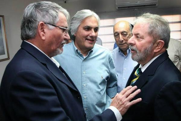 Deputado Zeca do PT - Crédito: Foto: Divulgação