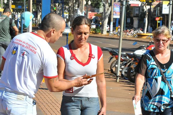 """""""Dezembro Vermelho"""" é realizado pela prefeitura através da Secretaria de Saúde. - Crédito: Foto: Divulgação"""