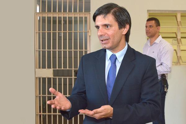 Iniciativa do juiz Cezar de Souza Lima é em parceria com a Universidade Federal da Grande Dourados. - Crédito: Foto: Marcos Ribeiro