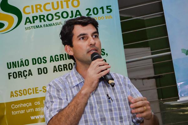 Chistiano Bortolotto. - Crédito: Foto: Divulgação