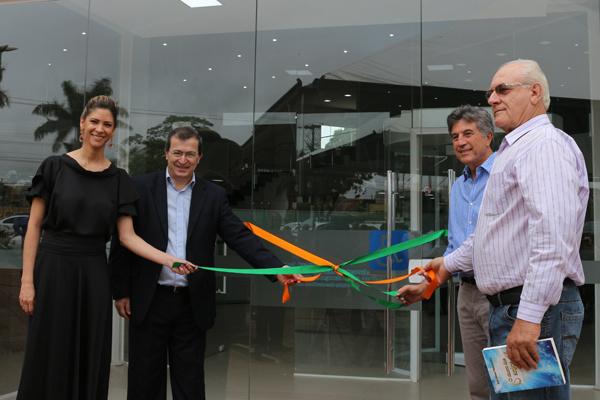 Novo prédio fica na Marcelino Pires, 4.130, ao lado da Havan. - Crédito: Foto: Divulgação