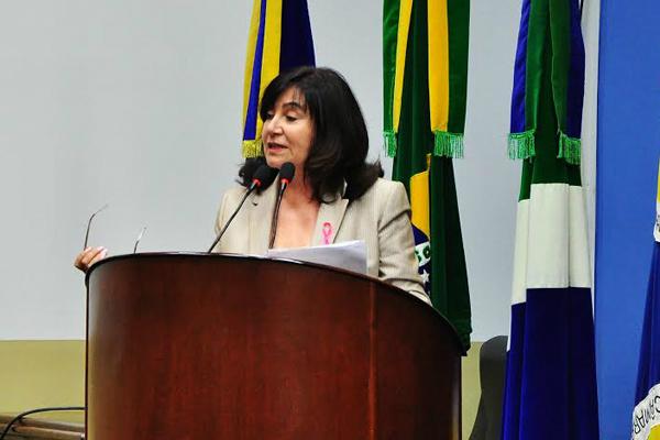 Delia Razuk diz que sugestão partiu de moradores da região. - Crédito: Foto: Divulgação