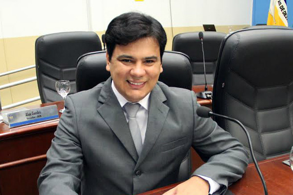 Vereador  Marcelo Mourão - Crédito: Foto: Divulgação