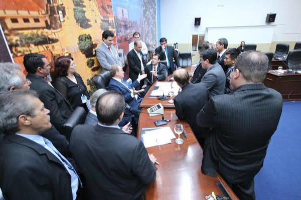 Vereadores de Dourados aprovaram 20 projetos de lei . - Crédito: Foto: Thiago Morais