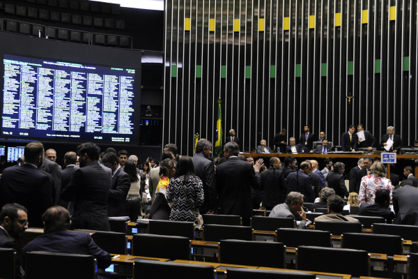 Congresso derruba projeto que regulamenta a aposentadoria compulsória por idade. - Crédito: Foto: Luis Macedo/Câmara dos Deputados