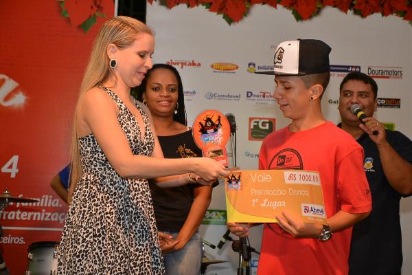 Festival vai premiar também a melhor apresentação de dança, como ocorreu no ano passado. - Crédito: Foto: Assecom/Arquivo