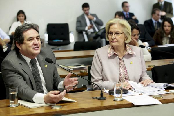Moka defende o debate sobre o impeachment de Dilma. - Crédito: Foto: Divulgação