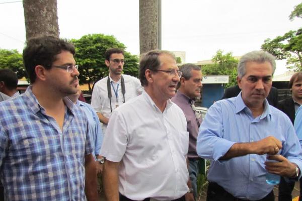 Emendas de Maurício beneficiam a cidade com  postos de saúde. - Crédito: Foto: Assessoria