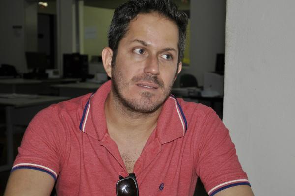 Wilson Brum Júnior esteve à frente da Aduems por quatro anos. - Crédito: Foto: Hedio Fazan