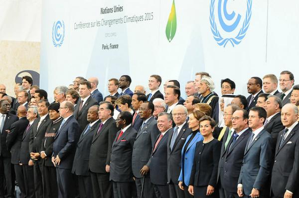 Conferência reúne representantes de países que historicamente não se comprometiam com as metas de redução de gases. - Crédito: Foto: Divulgação