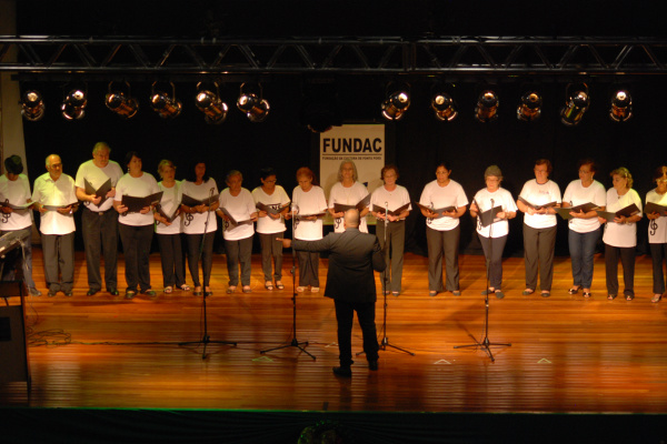 Recital Natal Iluminado e formatura de projetos culturais deve repetir o sucesso de 2014. - Crédito: Foto: Divulgação