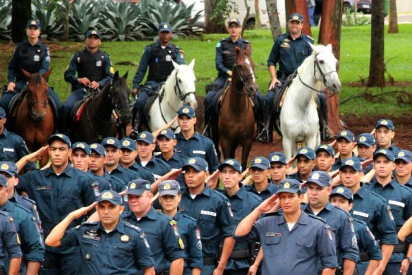 Em Campo Grande, operação de policiamento do fim de ano foi lançada; no interior, no entanto, não haverá policiamento especial. - Crédito: Foto: Divulgação