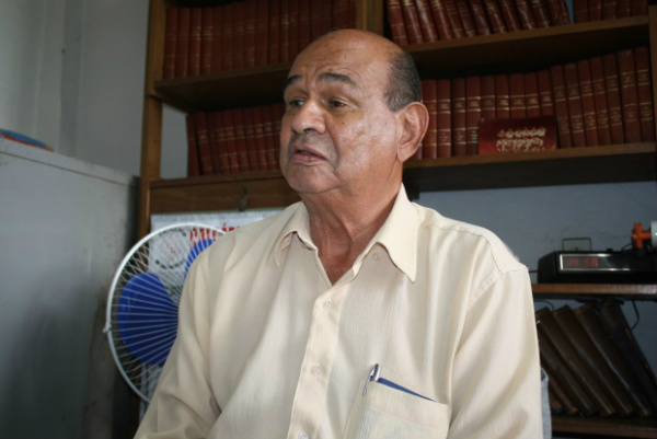 Altair da Costa Dantas foi diretor do jornal O PROGRESSO. - Crédito: Foto: Hedio Fazan/Arquivo