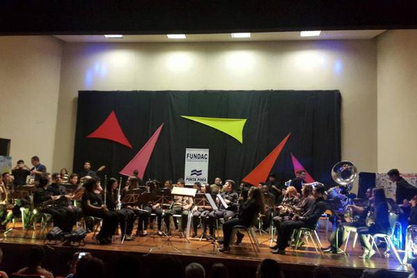 Banda Banda Municipal Isaac Borges Capilé - Crédito: Foto: Divulgação