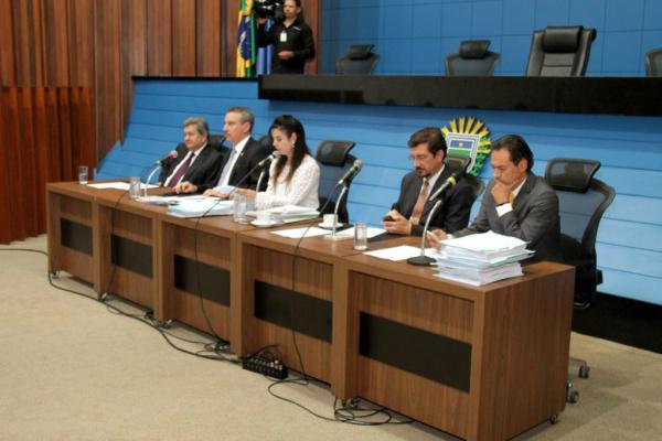 Os trabalhos da CPI do Cimi foram prorrogados por mais 60 dias; a próxima reunião será no dia 15. - Crédito: Foto: Wagner Guimarães/ALMS