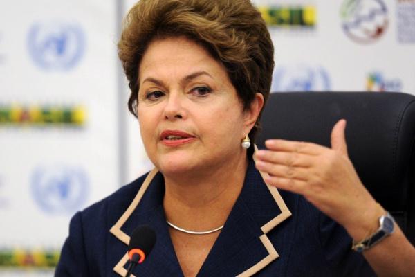 Presidenta Dilma Rousseff é alvo de impeachment. - Crédito: Foto: Divulgação