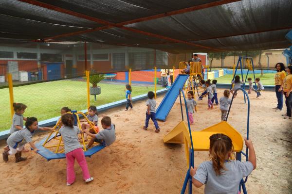 Investimentos em várias áreas da educação favorecem alunos. - Crédito: Foto: Arquivo/Assecom