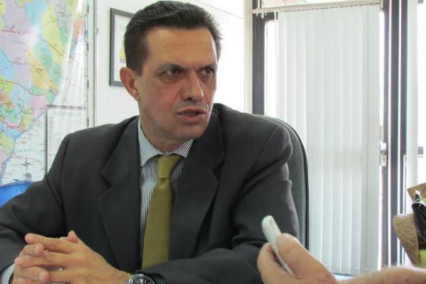 Entrevista com Silvio Maluf, Secretário de Segurança. - Crédito: Foto: Elvio Lopes