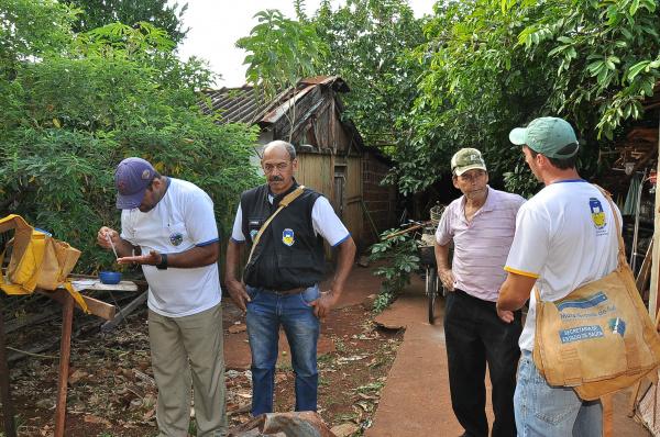 Preocupação com a dengue, zika e chikungunya vem mobilizando a saúde pública de Dourados. - Crédito: Foto: Chico Leite