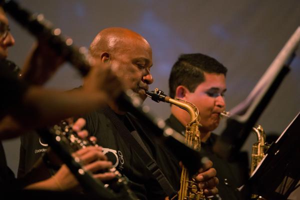 Orquestra UFGD irá se apresentar durante noite de premiações na Aced. - Crédito: Foto:  Alex Almeida