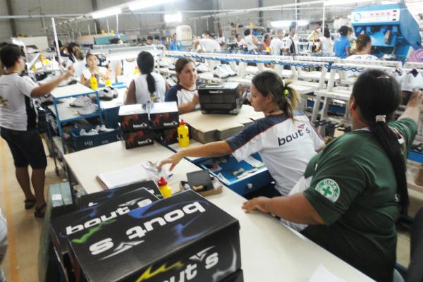 Sindicato das Indústrias de Calçados de MS  avalia que o desafio para 2016 é manter empregabilidade. - Crédito: Foto: Divulgação