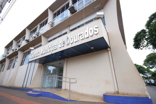 Câmara de Dourados deve empossar aprovados em 2016. - Crédito: Foto: Thiago Morais