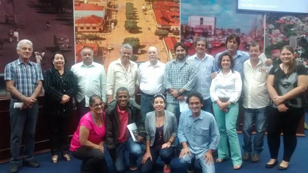 PPS realizou seminário na semana passada na Câmara Municipal. - Crédito: Foto: Divulgação