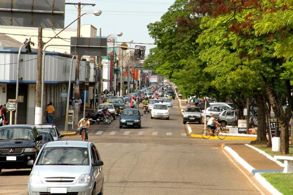 Cidade Inovadora, Nova Andradina se destaca como município polo. - Crédito: Foto: Thiago Odeque