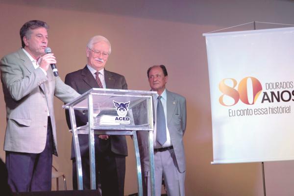 """Projeto """"Dourados 80 Anos – Eu conto essa história"""" foi lançado pelo prefeito Murilo em junho. - Crédito: Foto: Chico Leite"""