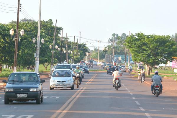 Rua Coronel Ponciano receberá  unidade do Assai e dará acesso a  novo Atacadão; via se transformará numa das mais movimentadas. - Crédito: Foto: Chico Leite