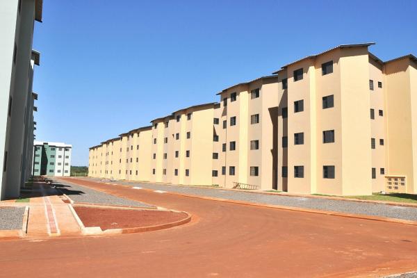 Novo residencial particular Arezzo, também localizado em parte alta na Vila Toscana, tem bela vista do centro da cidade. - Crédito: Foto: Marcos Ribeiro