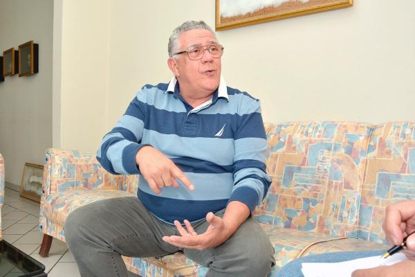 Braz Melo administrou Dourados por dois períodos - Crédito: Foto: Marcos Ribeiro