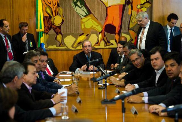 Líderes decidiram  entrar com embargo no STF para pedir esclarecimentos sobre  decisão da Corte sobre o impeachment. - Crédito: Foto: Marcelo Camargo/Agência Brasil