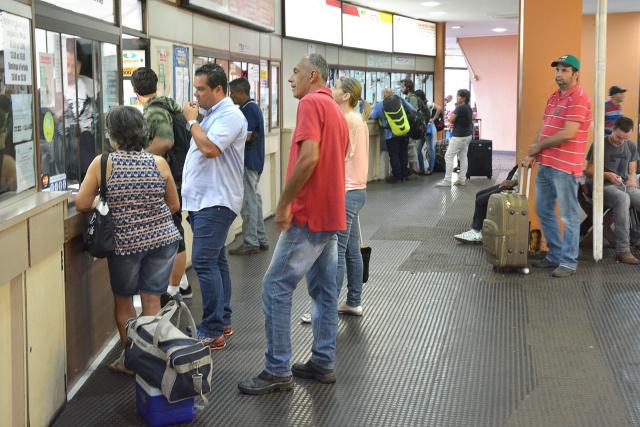 Campo Grande e São Paulo, são os destinos mais procurados. - Crédito: Foto: Marcos RIbeiro