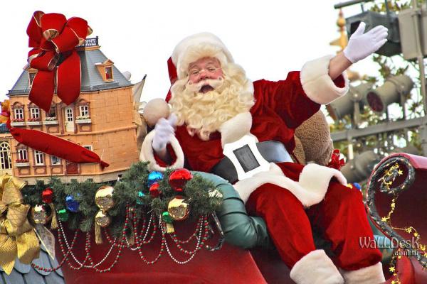 Origem de Papai Noel tem relação maior com os costumes pagãos do que com as tradições dos cristãos. - Crédito: Foto: Divulgação