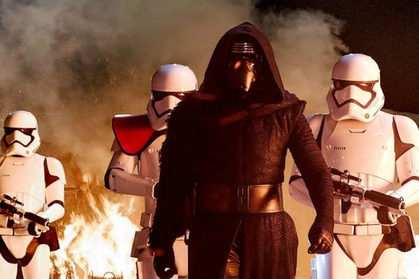 """Cena do filme """"Star Wars: O Despertar da Força"""" - Crédito: Foto: Divulgação"""